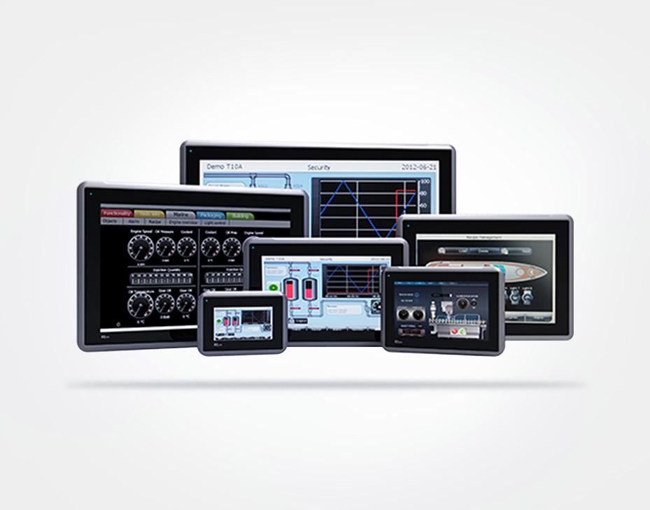 hmi display touch screen