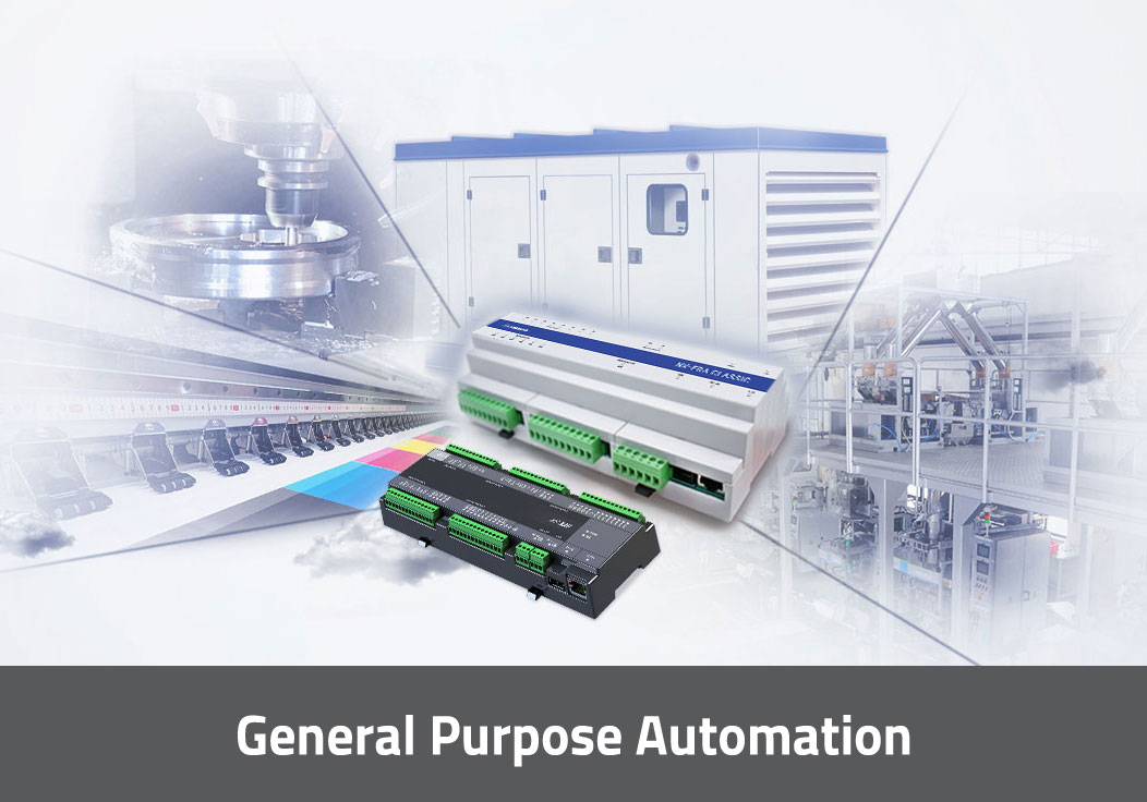 General Purpose Automation solutions