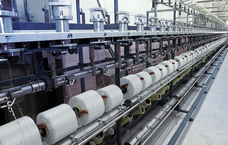 Servo and Motion Control Automation for Textile Industry