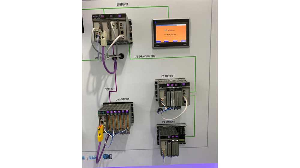 plc automation companies in India