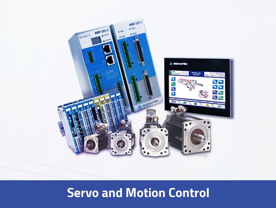 Servo and Motion Controls in India