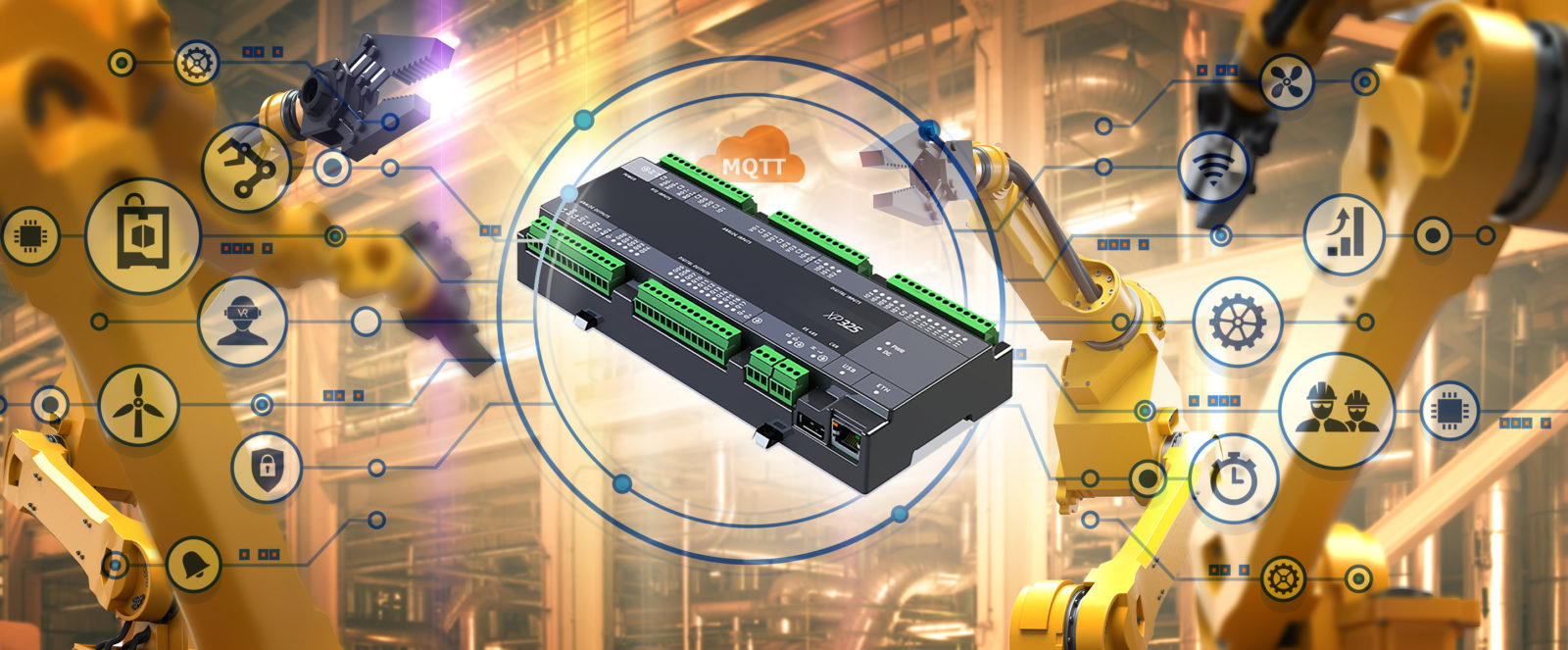 NX-ERA unleashes the power of IIoT with MQTT Interface
